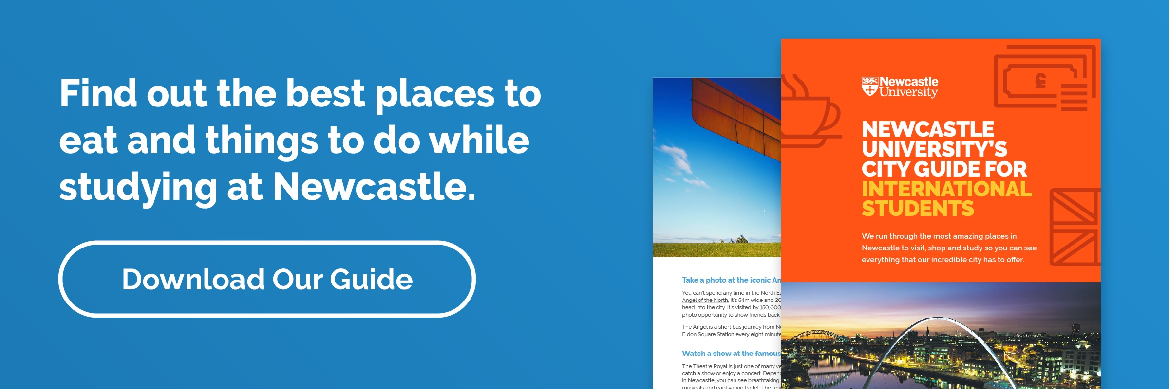 Newcastle University's City Guide Download