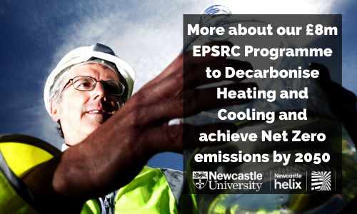 Read about out £8m EPSRC Programme to Decarbonise Heating & Cooling