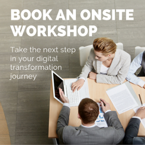 Book an on-site workshop