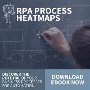 Download RPA Process Heatmaps eBook