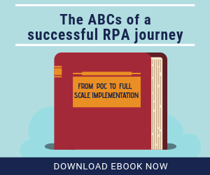 ABCs of RPA implementation ebook