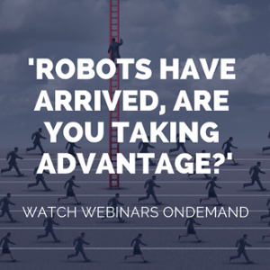 WATCH WEBINARS ONDEMAND