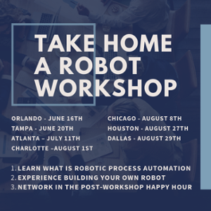 Register for Take Home a Robot Workshop