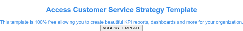 Download Customer Service KPIs Cheat Sheet  The cheat sheet includes all 12 examples of customer service KPIs for you to  access whenever you need it. Click the download button below. DOWNLOAD CHEAT SHEET!
