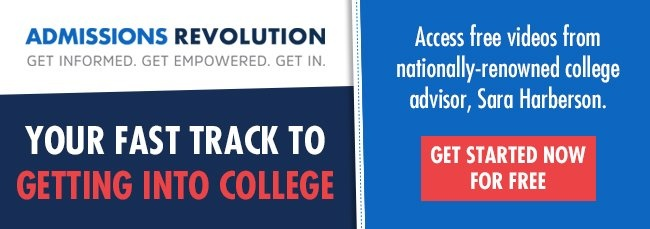 Join Admissions Revolution—for free!