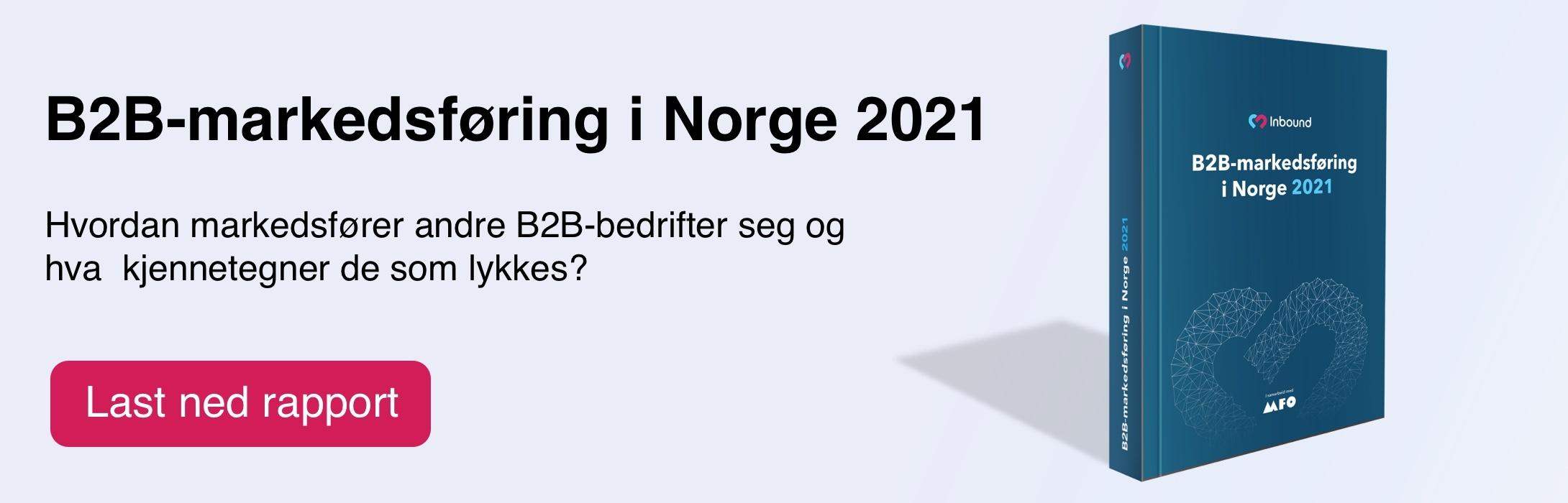 b2b-markedsforing-rapport