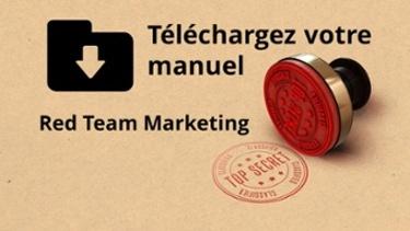 CTA Red Team Marketing