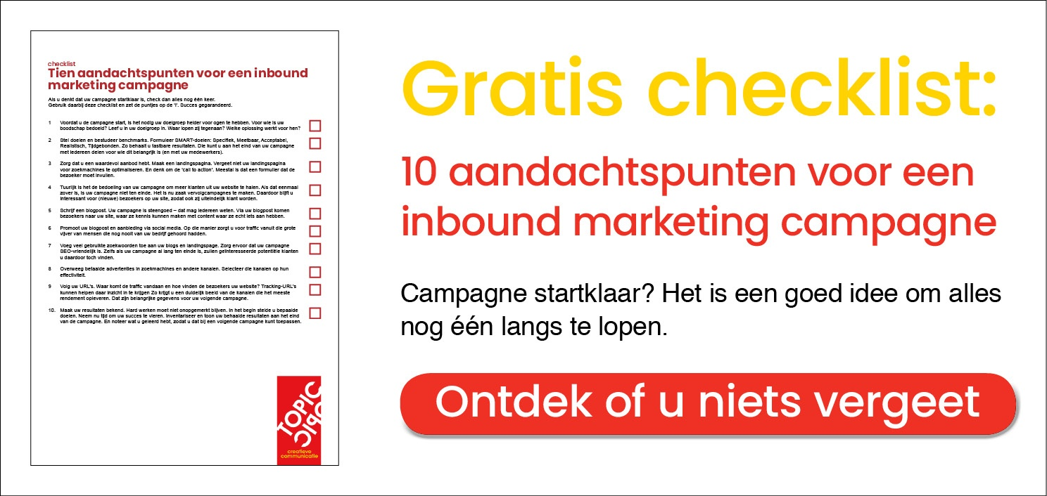 Download de gratis checklist