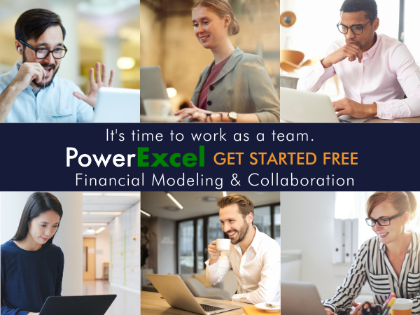 PowerExcel Financial Modeling in Excel