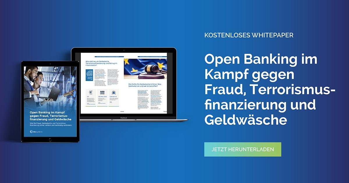 Open Banking im Kampf gegen Fraud CTA