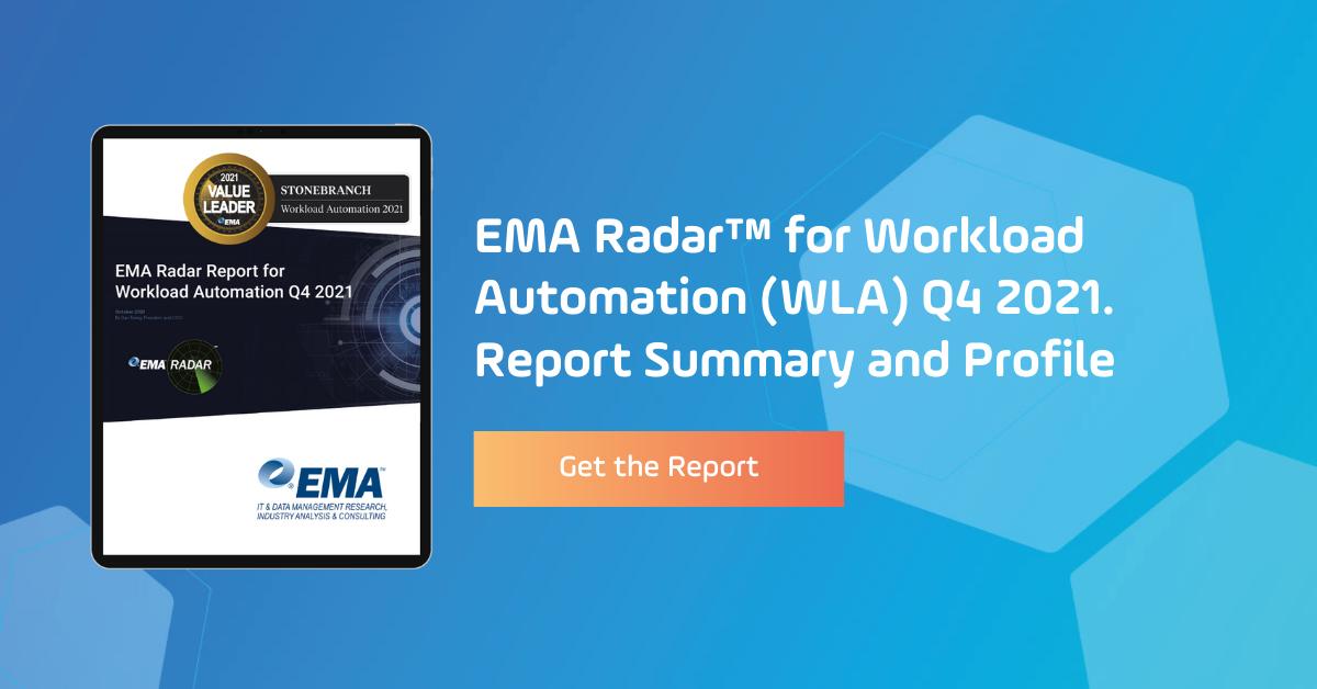 Analyst Report EMA Radar WLA Q4 2019 Value Leader