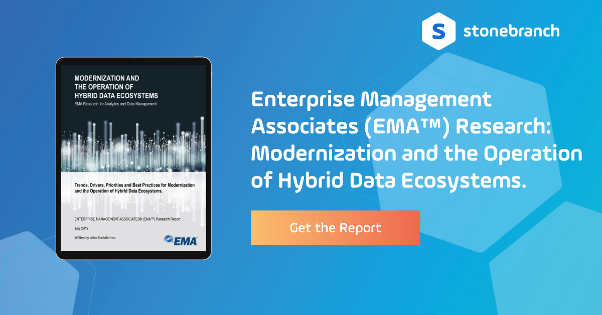 banner hybrid data ecosystems report