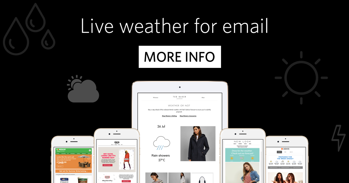 Kickdynamic Live weather capabilities