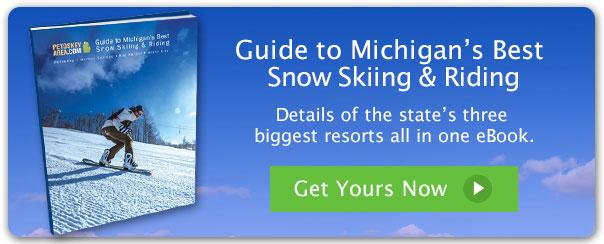 Free Petoskey Area Winter Guide