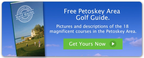 Free Petoskey Area Golf Guide