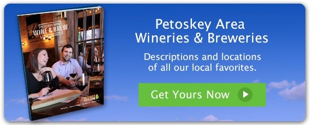 Download your Petoskey Area Wineries and Breweries Guide