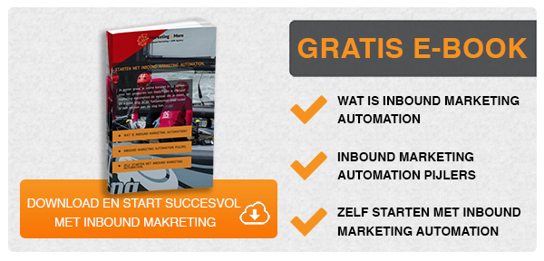 Zelf starten met inbound marketing automation?
