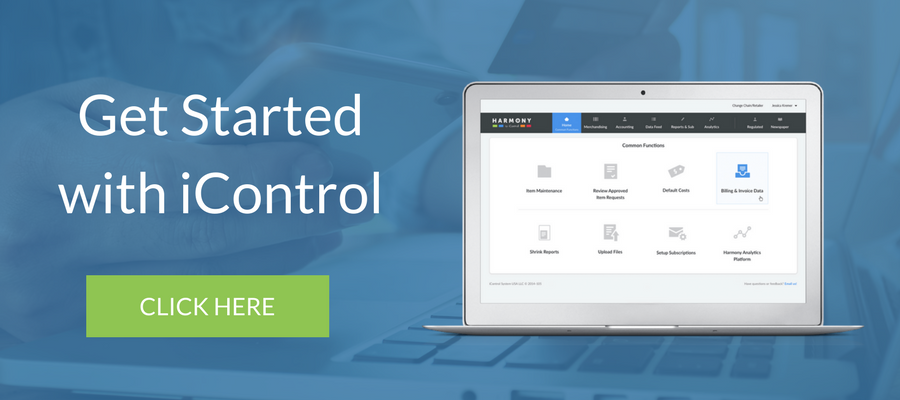 Get started with iControl.