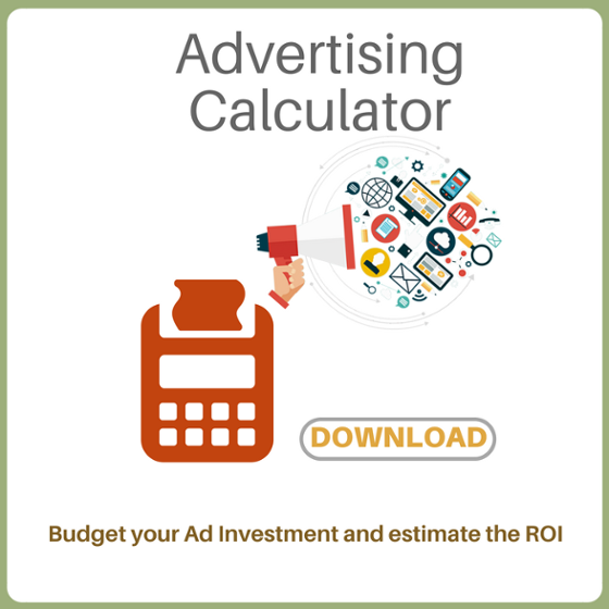 Advertising Calculator - FX Marketing: Plan and Budget