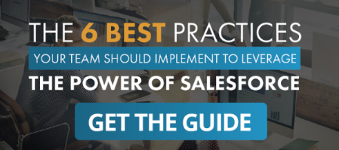 Download Our Free Guide With Salesforce Best Practices