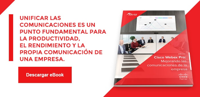 CTA eBook - Unificar las comunicaciones con Cisco Webex Desk Pro