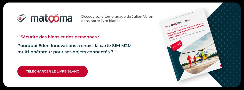 Sécurité des biens et des personnes : pourquoi Eden Innovations a choisi la carte SIM M2M multi-opérateur pour ses objets connectés