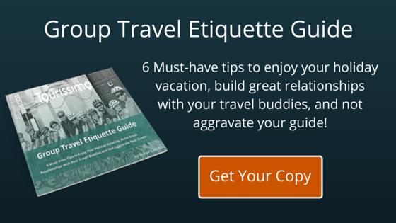 tourissimo group travel etiquette