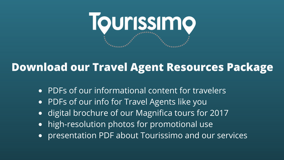 travel agent resources for active travel