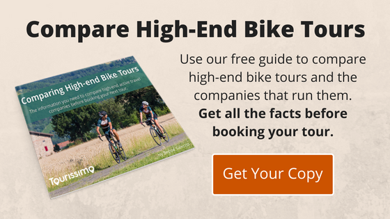 compare cycling tours