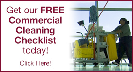 free commercial cleaning checklist