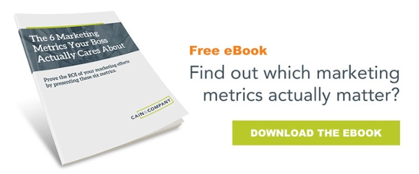 6 Marketing Metrics