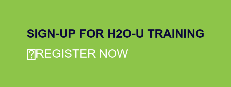 Sign-Up for H2O-U Training  Register Now