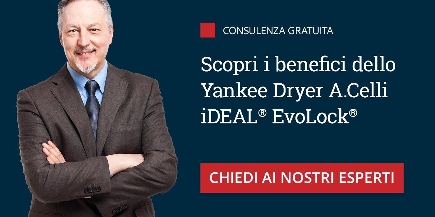 Consulenza su Yankee Dryer