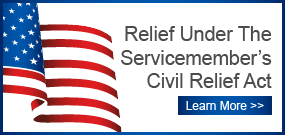 Relief under the Servicemember's Civil Relief Act. Learn More.