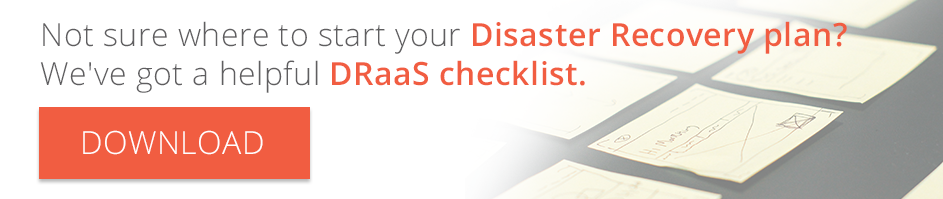 Disaster Recovery Checklist download