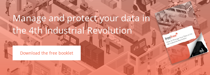 Manage and protect your data in the 4th Industrial Revolution    Download the free booklet