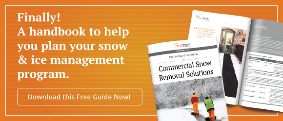 Download the Commercial Snow Removal Solutions Ebook