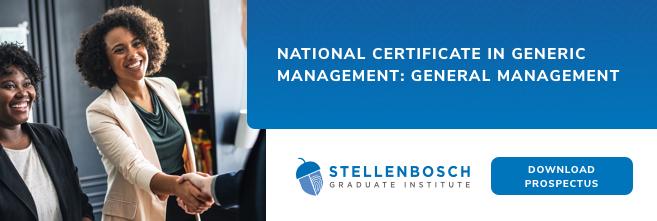 Stellenbosch Graduate Institute General Management