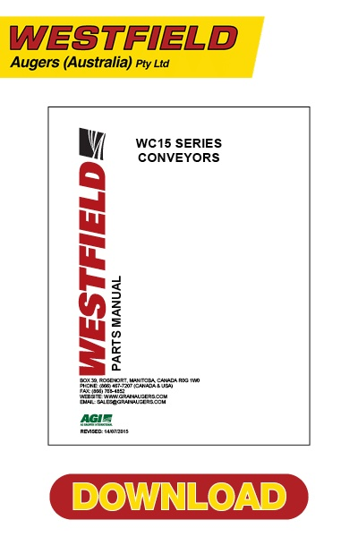 WC15 SERIES CONVEYORS