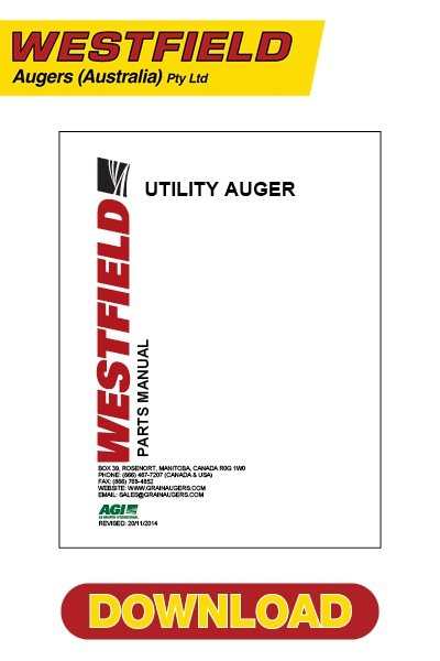 Utility Auger
