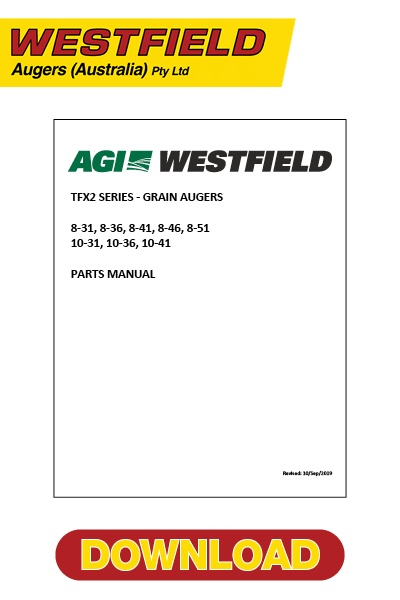 TFX2 Series Grain Augers