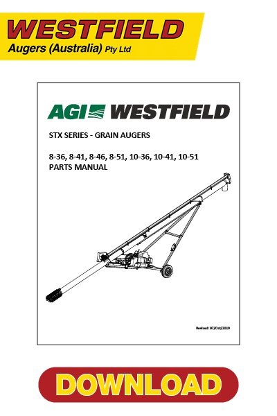 STX Series Grain Augers