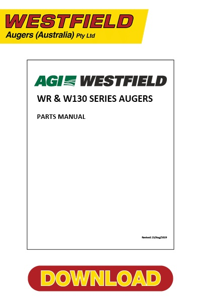 WR & W130 SERIES AUGER