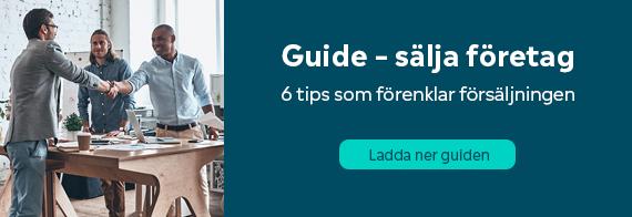 Guide sälja företag