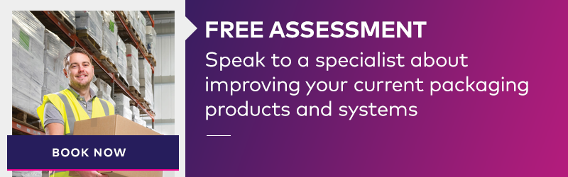 Get a free packaging assessment