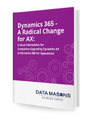 "Download the ""Dynamics 365 -   A Radical Change for AX"" Brief"