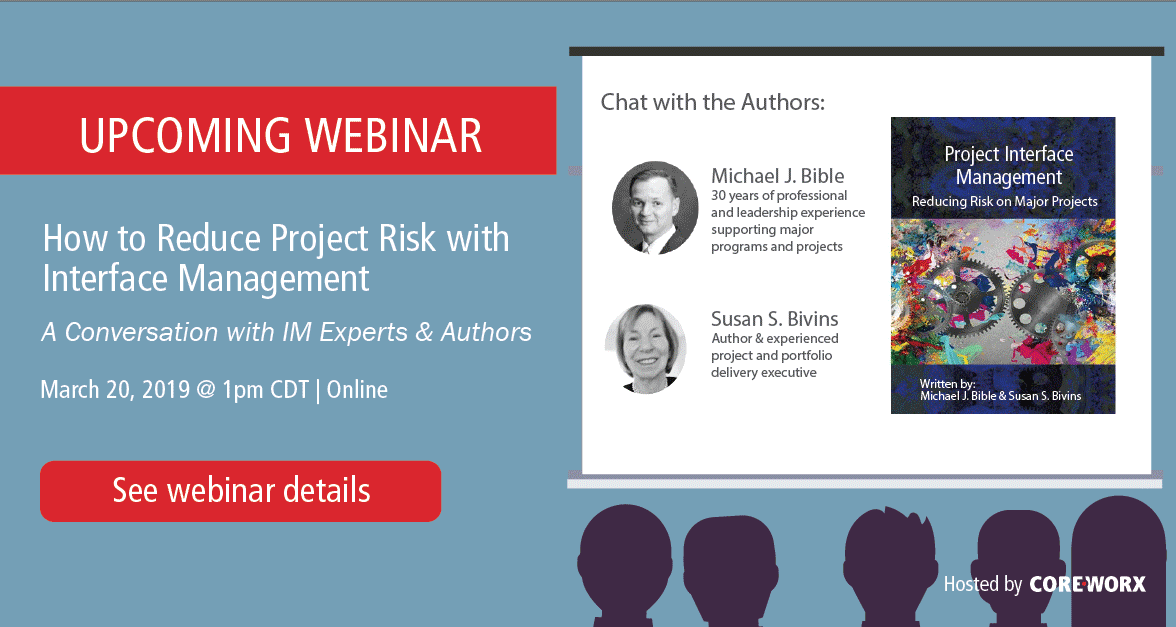 Webinar: Project Interface Management Book Authors