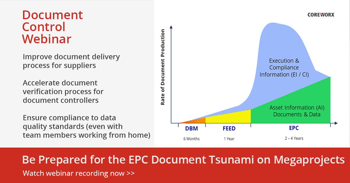 Document Control Webinar: Achieve Process Compliance with Agile Tools