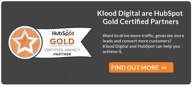 Find out more about how a HubSpot Agency like Klood Digital can help you generate more leads