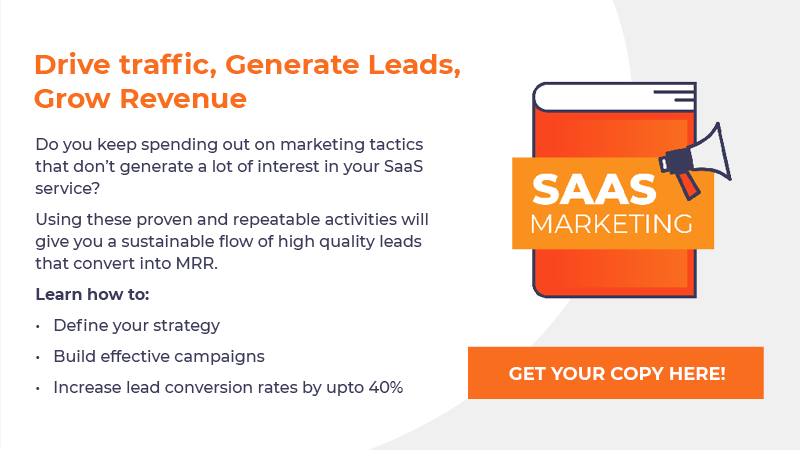 saas marketing the ultimate guide